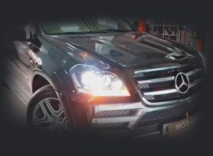 Mercedes Benz GL x 164